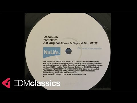 OceanLab - Satellite (Original Above & Beyond Mix) (2004)
