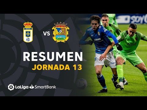 Oviedo CF Fuenlabrada Goals And Highlights