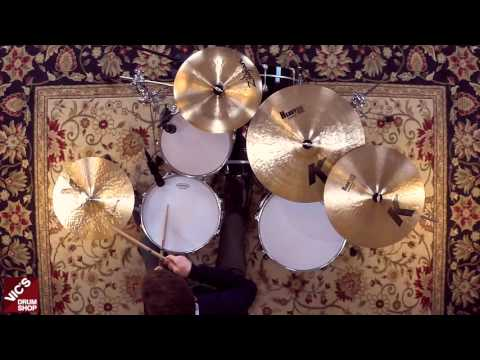 "Zildjian K Series 14"" Mini China Cymbal"