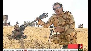 Iran Army Moharram wargame, Phase one_October 19, 2015_رزمايش محرم ارتش ايران