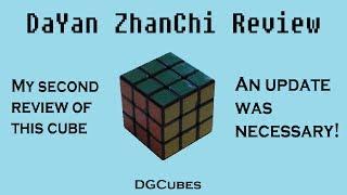 DaYan ZhanChi (57mm) Review