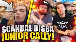 GIONNYSCANDAL DISSING JUNIOR CALLY ( Death Note ) |  LA CRITICA by ARCADE BOYZ