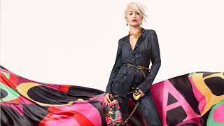 Rita Ora x ESCADA - SS19 Campaign (Featuring