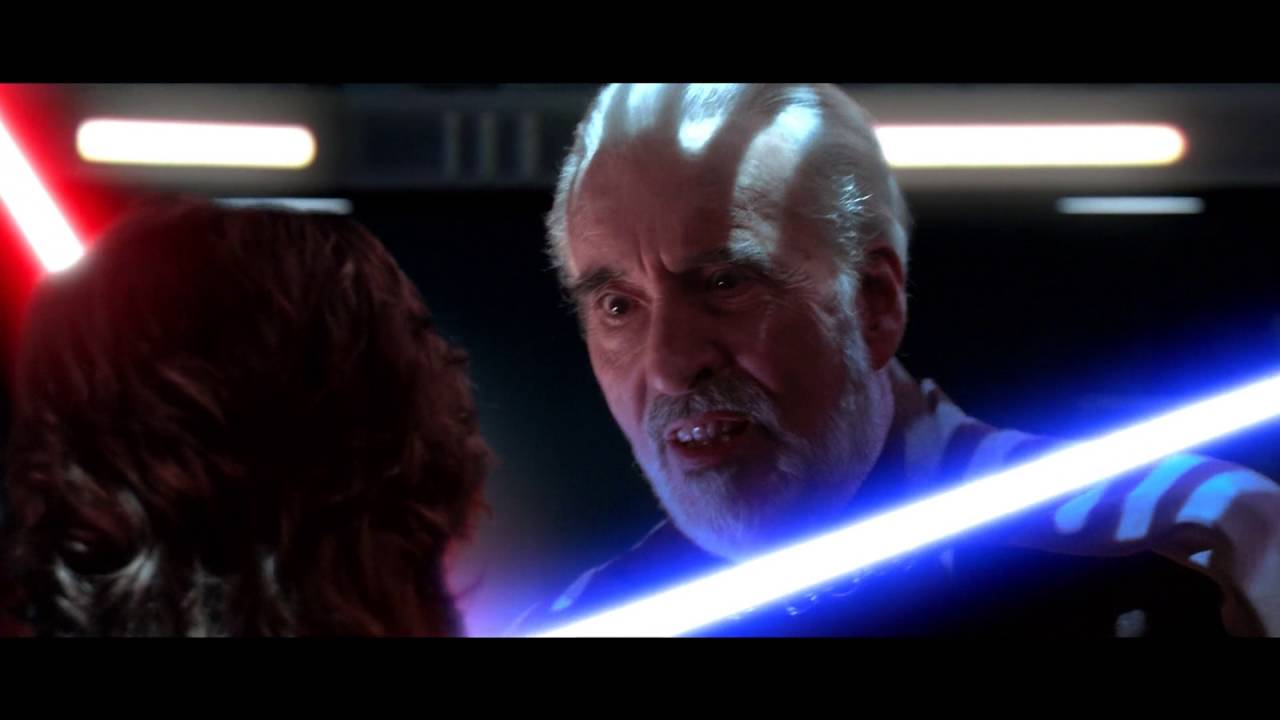 Star Wars ROTS Count Dooku