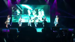 fancam toronto kpop con 2016   gfriend in toronto   bring it all back s club 7