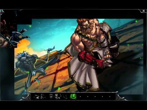 Spirit Guard Udyr Interactive Comic