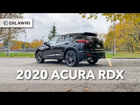 2020 Acura RDX | REVIEW