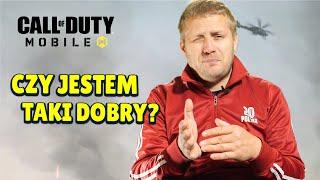 CZY JESTEM TAKI DOBRY? / COD MOBILE #01