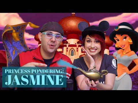 Disney Podcast - JASMINE PRINCESS PONDERING - Dizney Coast to Coast - Ep. 443