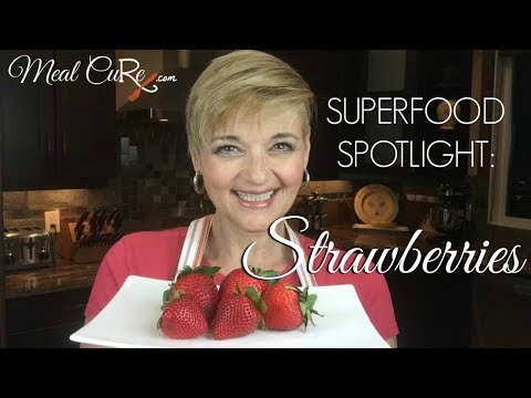 Health Benefits of Strawberries Superfood Spotlight