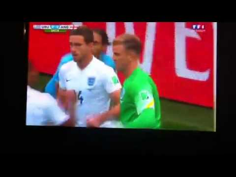Uruguay vs angleterre