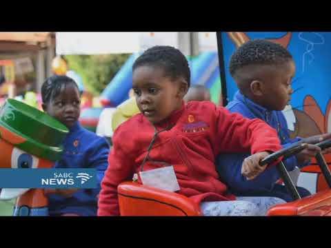 Sibongile Mkhabela on Nelson Mandela Children's Fund