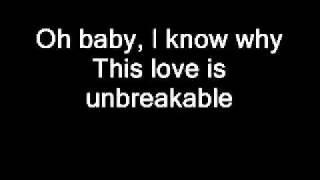 Westlife Unbreakable Lyrics.mp3