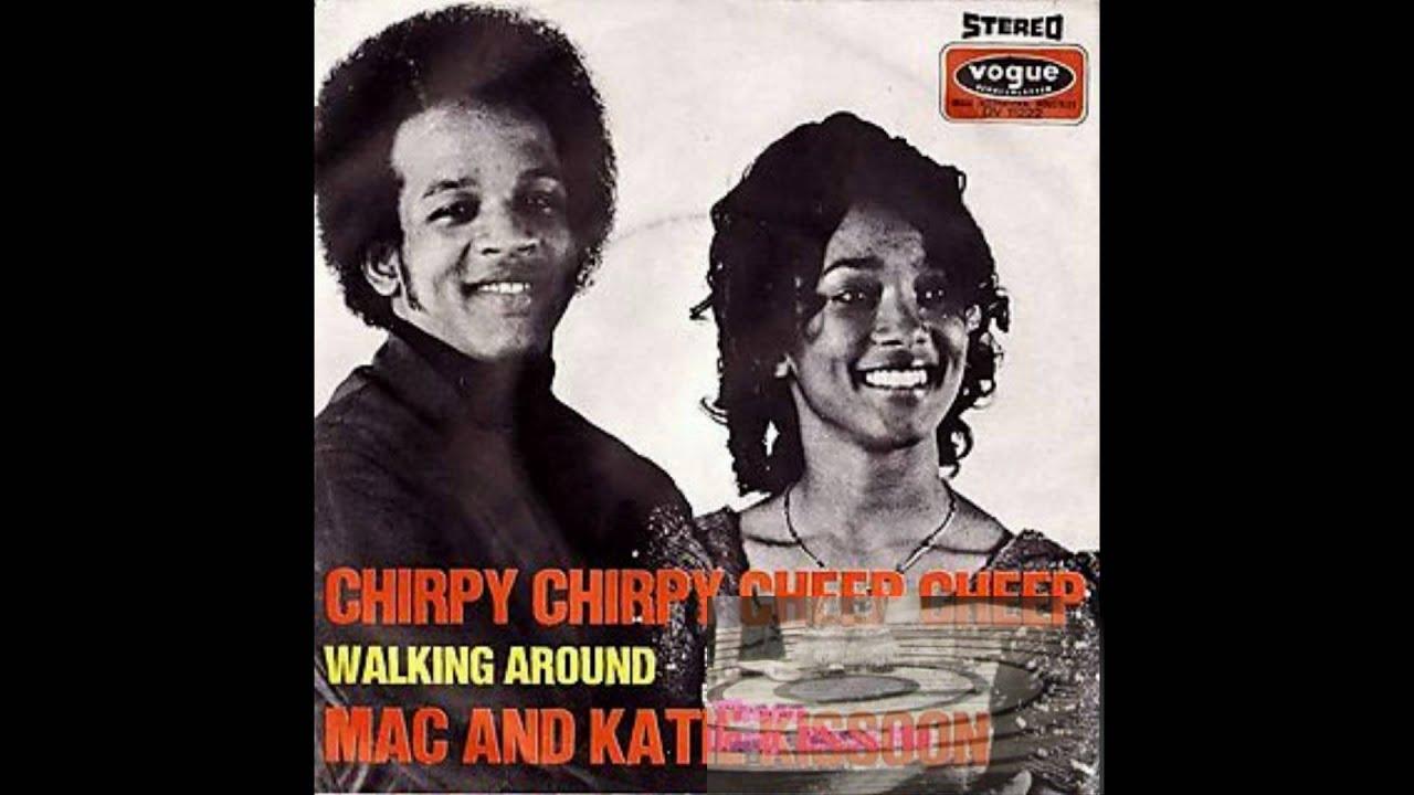 mac and katie kissoon biography