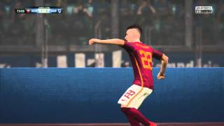 Match Day_10 - Roma vs Sampdoria (FIFA 16)