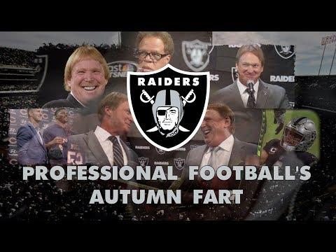 The Oakland Raiders: Professional Footballs Autumn Fart