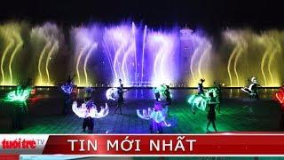 ⚡ Tin mới nhất   Cải tạo công viên Văn Lang thành quảng trường - nhạc nước hiện đại