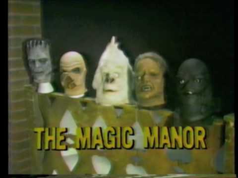 Magic Manor | Rockford, Illinois IL | Halloween TV Commercial
