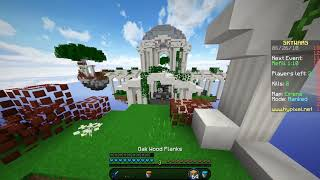 rodgod80 back at it again with some ranked skywars