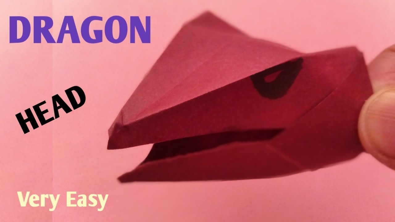 I'm just Winging this Post Full of Incredible Eastern Style Origami Dragons | 720x1280