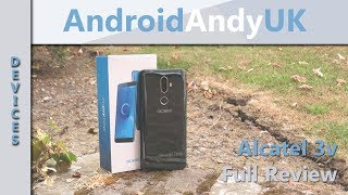 Alcatel 3v Review (Budget Android Device)