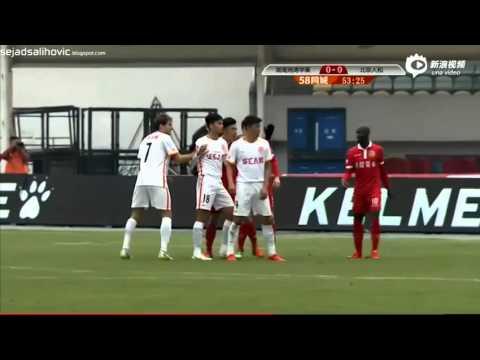 Hunan Xiangtao [0-0] Beijing Renhe  (13.03.2016)