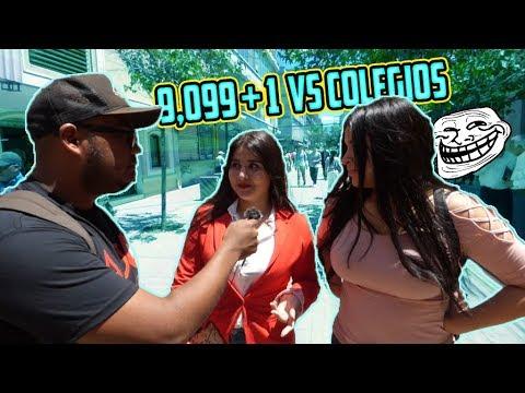 ¿Cuanto es 9099 +1? - Preguntas en el centro de Tegucigalpa, Honduras