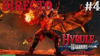 Vídeo Hyrule Warriors: Definitive Edition
