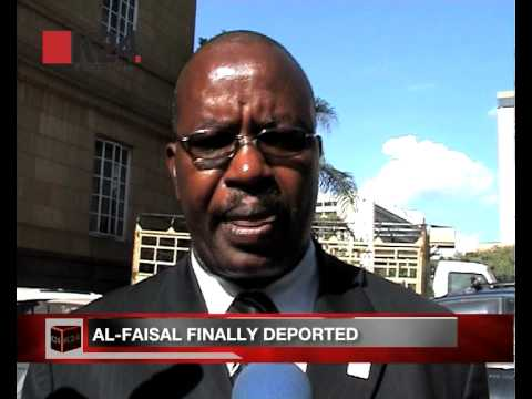 Jamaican cleric Abdullah Al-Faisal has been deported