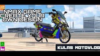 Nmax Game | Create your own design | Yamaha Nmax screenshot 4
