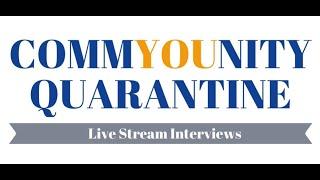 CommYOUnity Quarantine interview with Chief Jennifer Kaufman #8
