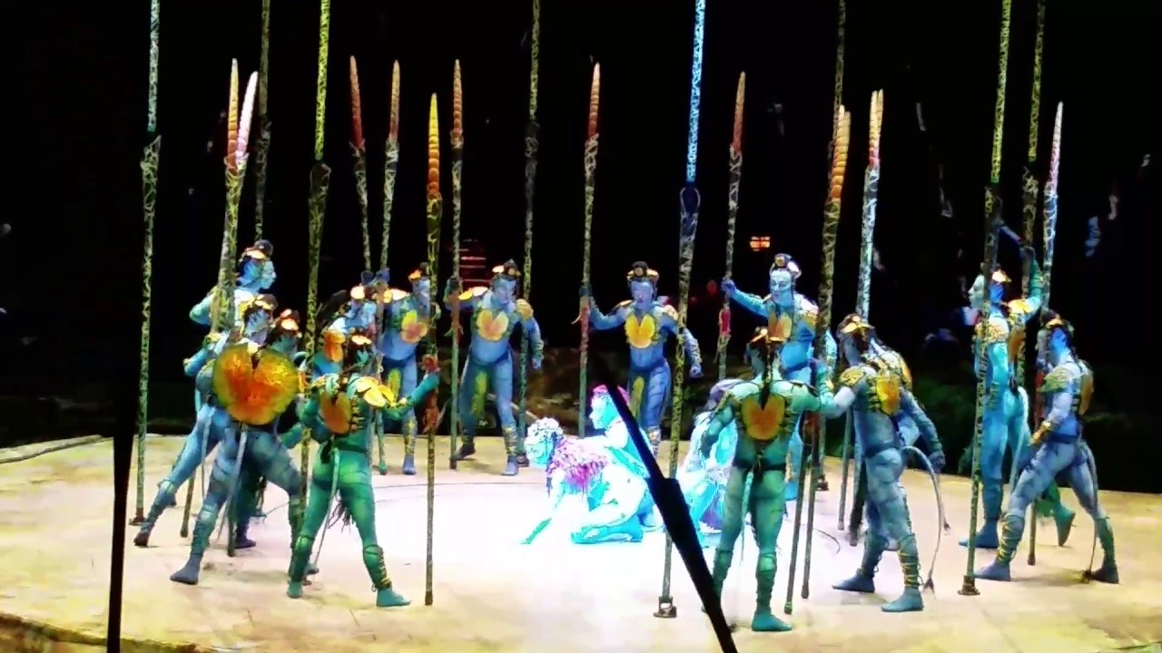 Circus Soleil
