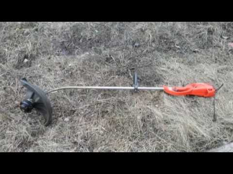 Опыт использования электрического триммера