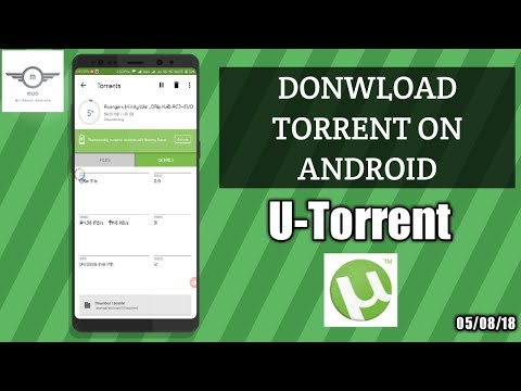 How To Download Movies/Games/Software Using Torrent On Android