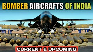 What Are The Bomber Aircrafts Of India? Current & Upcoming Bomber Aircrafts (Hindi)