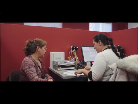 2015 LISC Chicago Financial Opportunity Center   The Center for Changing Lives HD