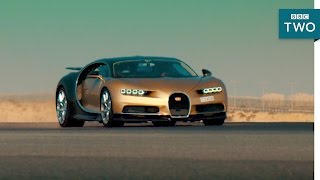 Chris Harris in the Bugatti Chiron: 0-236mph in 30 seconds - Top Gear 2017 - BBC Two