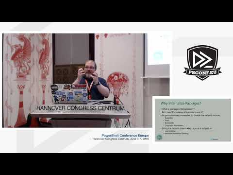 Paul Broadwith - Automating The Software Deployment Lifecycle