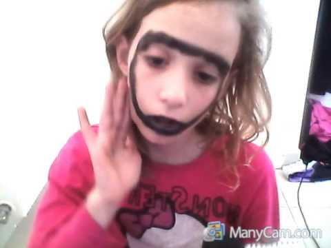 Hervorragend maquillage qui fait peur - YouTube RQ43