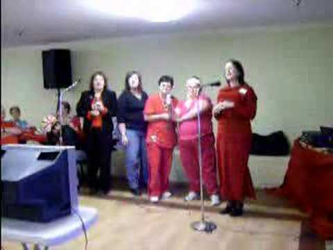 Bellmire Healthcare Party karaoke