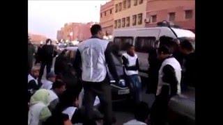 الاسباب الحقيقية وراء اعتقال وإغتيال المعطل الصحراوي