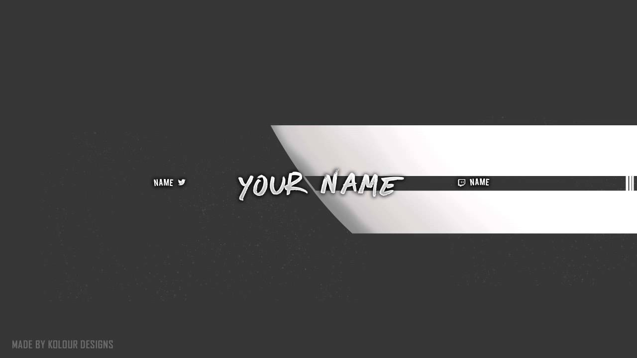 simple banner