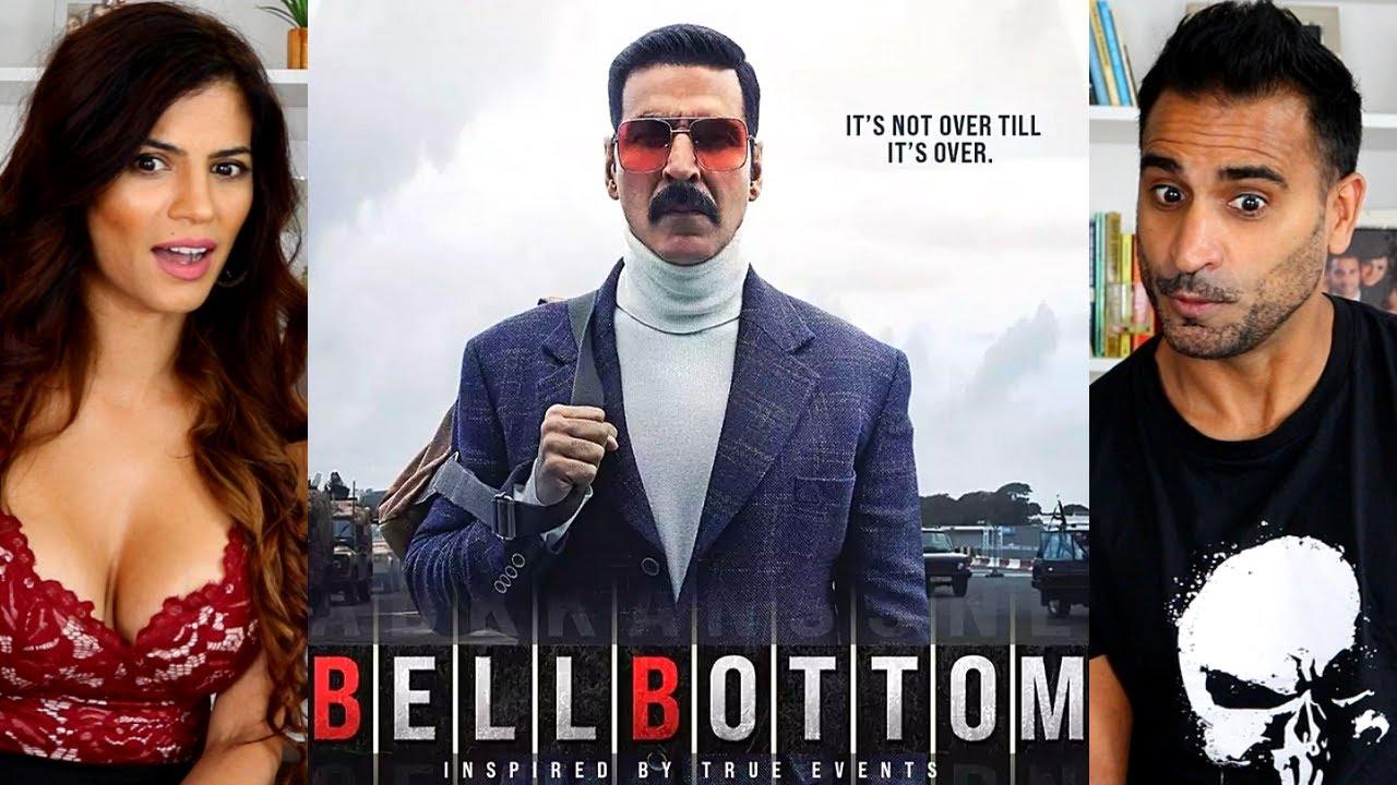 BELL BOTTOM TRAILER REACTION!! | Akshay Kumar | Vaani Kapoor | Bell Bottom Trailer REVIEW!!