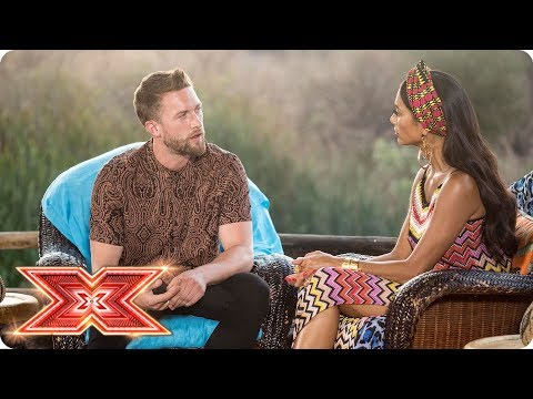 Nicole's reveal: Has Matt Linnen made the cut? | Judges' Houses | The X Factor 2017
