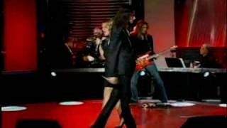 "Rock of Ages - Constantine Maroulis & Amy Spanger 'High Enough"" @ pre-Tony concert"