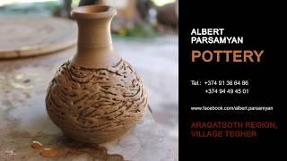 Authentic Armenian Pottery Masterclass