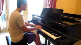 Take Over Control by Afrojack (Piano Cover)