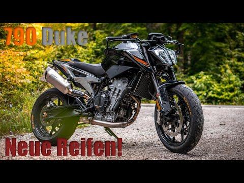 Neue Reifen! | SportSmart²Max | 790 Duke-Projekt