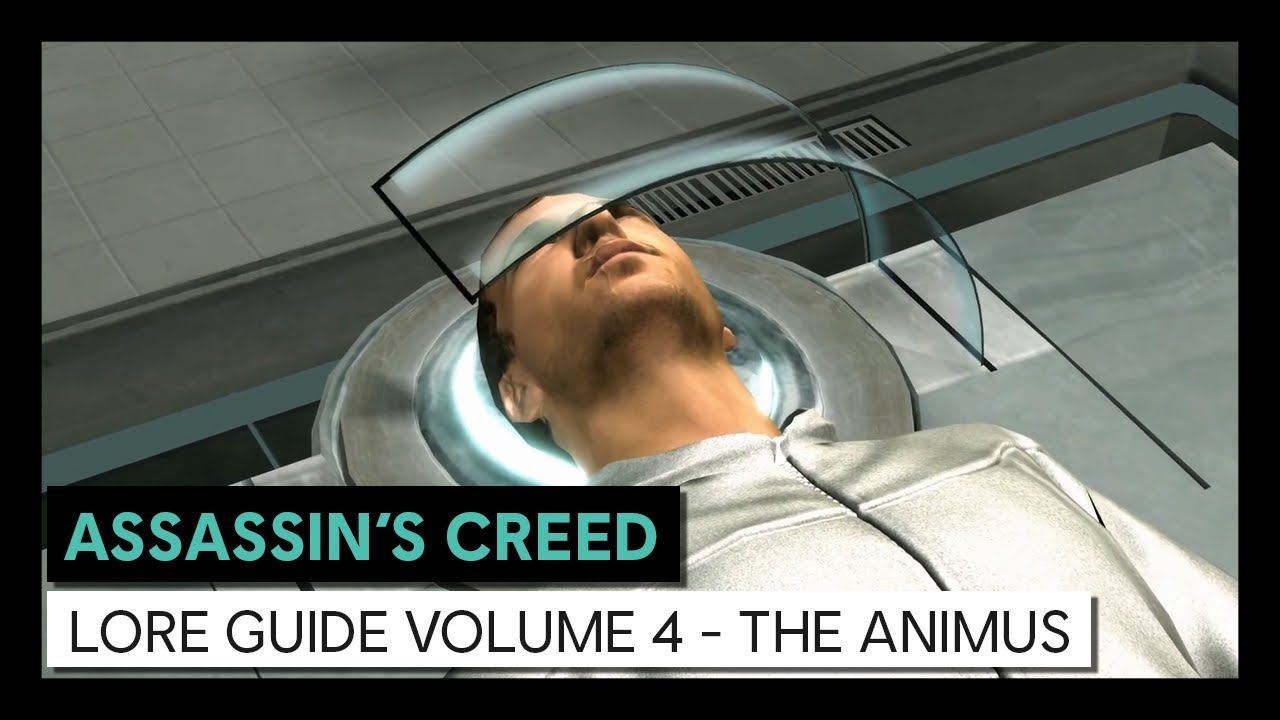 Assassin's Creed Lore Guide Volume 4 – The Animus