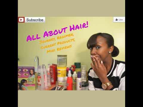All About Hair | Journey, Regimen, Products, Mini Reviews